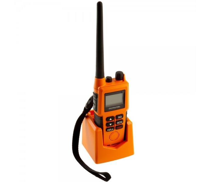 McMurdo R5 VHF Radio