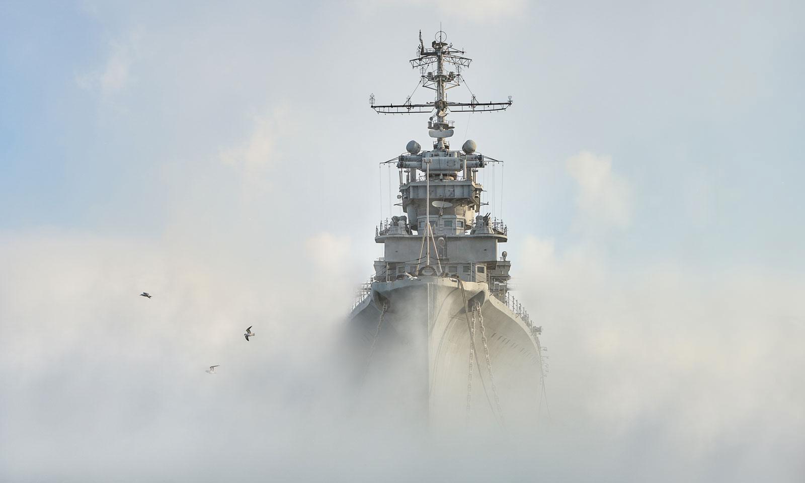 ELNA MF-HF-Antennen für Militär und Berufsschifffahrt